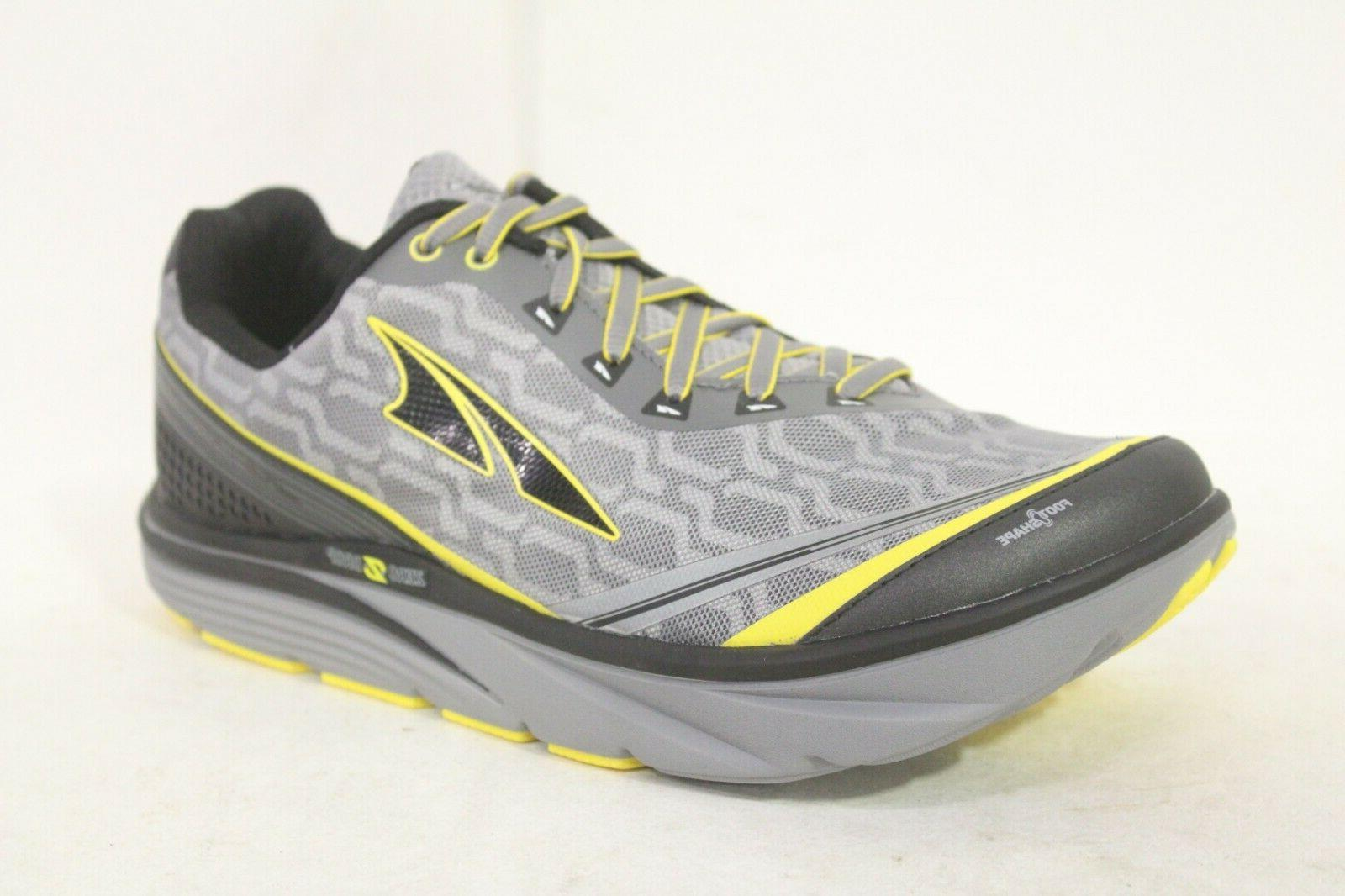 torin iq men s gray yellow road