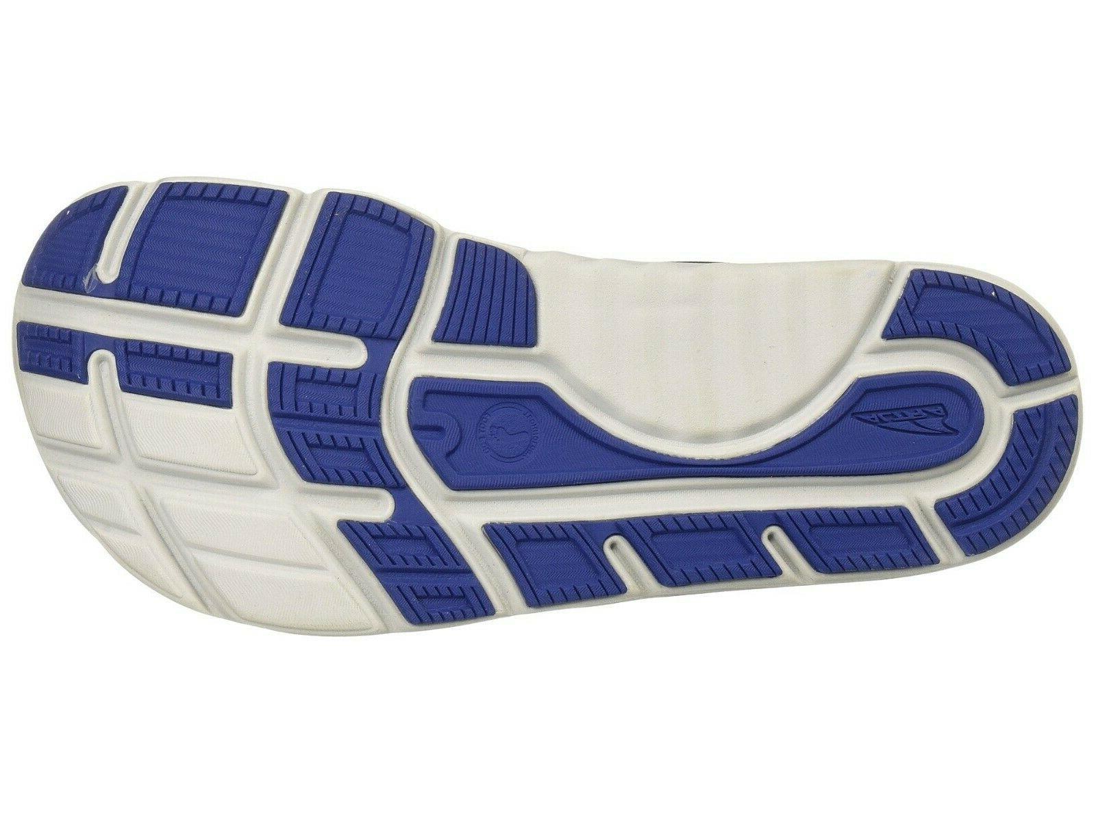 Altra Shoes, Men's 11.5 D, Black/Blue