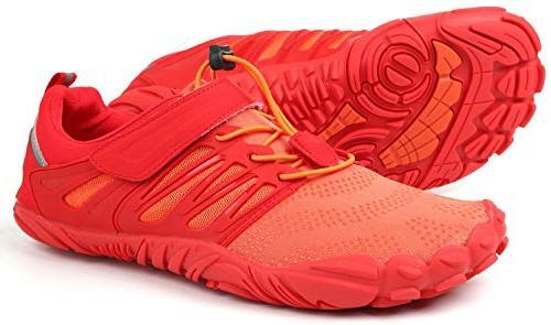 trail running minimalist barefoot 5