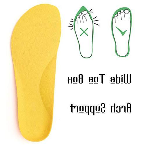 WHITIN Shoes Barefoot Five Toe Fitness Male Minimus Flat Comfort Orange Size 9.5