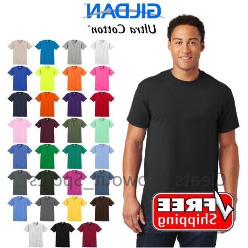 ultra cotton t shirt mens short sleeve