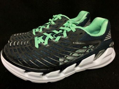 Hoka One One Vanquish 3 Womens Running Shoes Midnight Navy /
