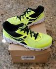 Saucony Vortex Mens Athletic Yellow Black Running Runners Sh