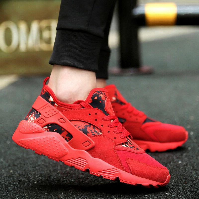 HOT Women plus size Casual Breathable Running Lace Up Sneake