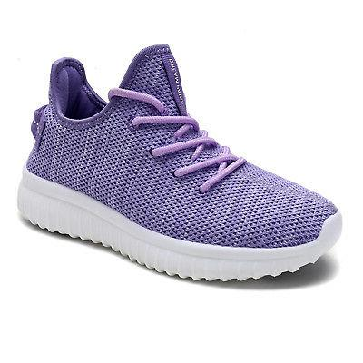 DREAM PAIRS Women's Breathable Sports Athletic Running Shoes