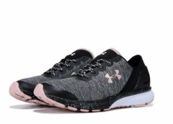 Under Armour Women's Charged escape Running Shoes Black Grey