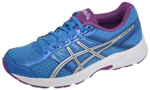 Asics Women's Gel-Contend 4 Running Shoes Diva Blue/Silver/O