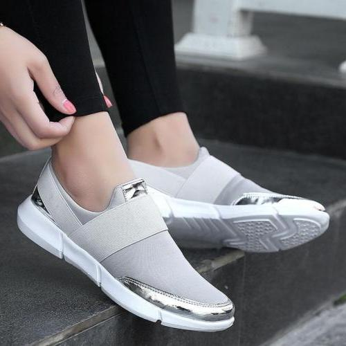 Women'S Students Breathable Spring Shoes Running Soft Plus S