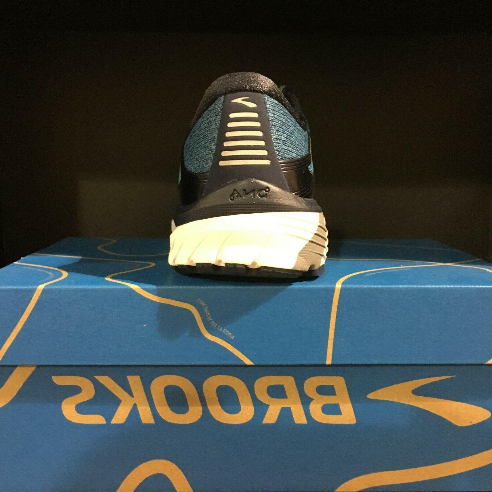 Brooks Womens 18 Shoes Teal Mint 495