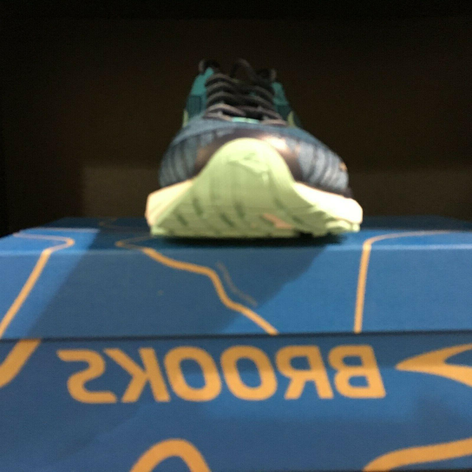 Brooks 18 Running Shoes Teal Mint 120268 495