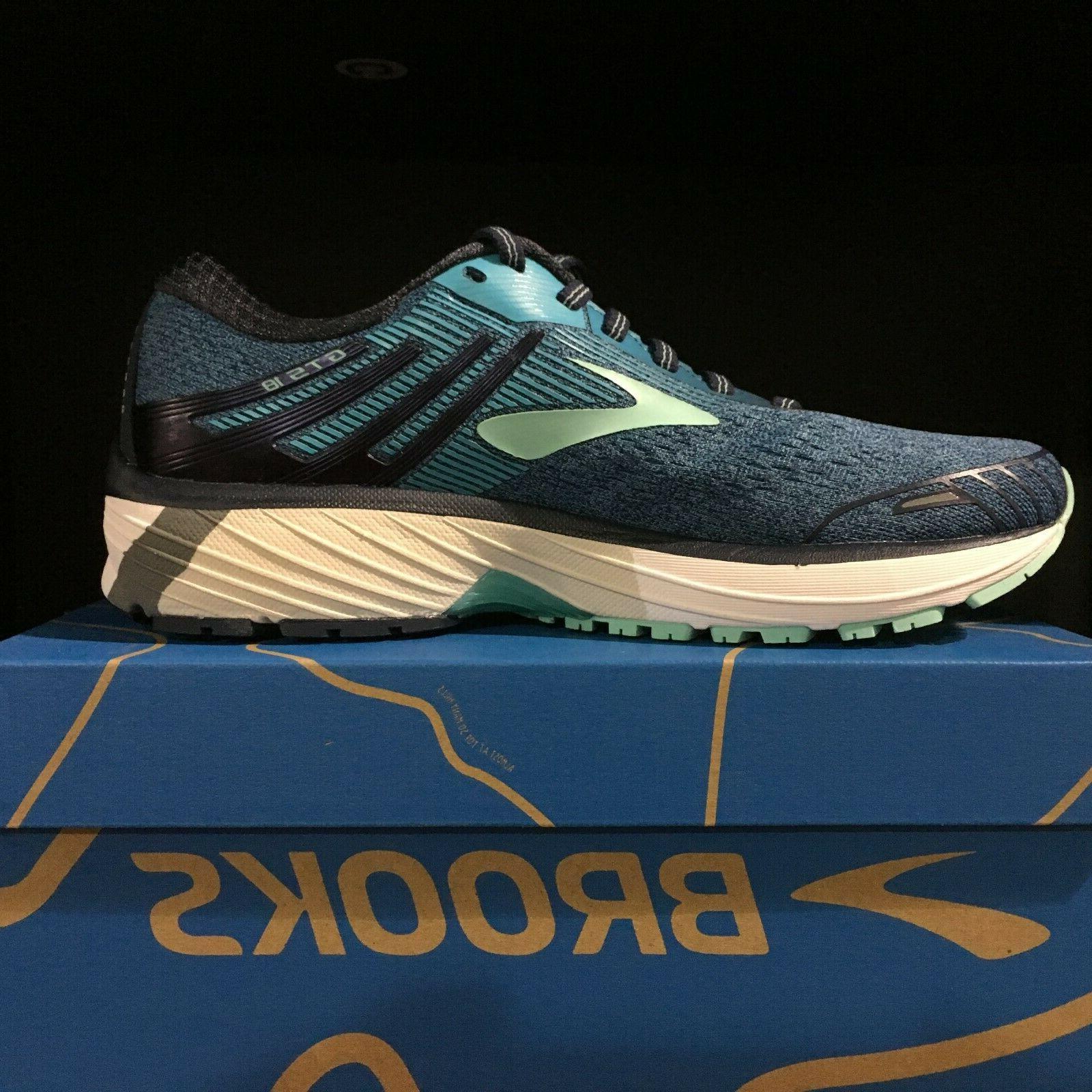 Brooks Adrenaline 18 Shoes Teal 495