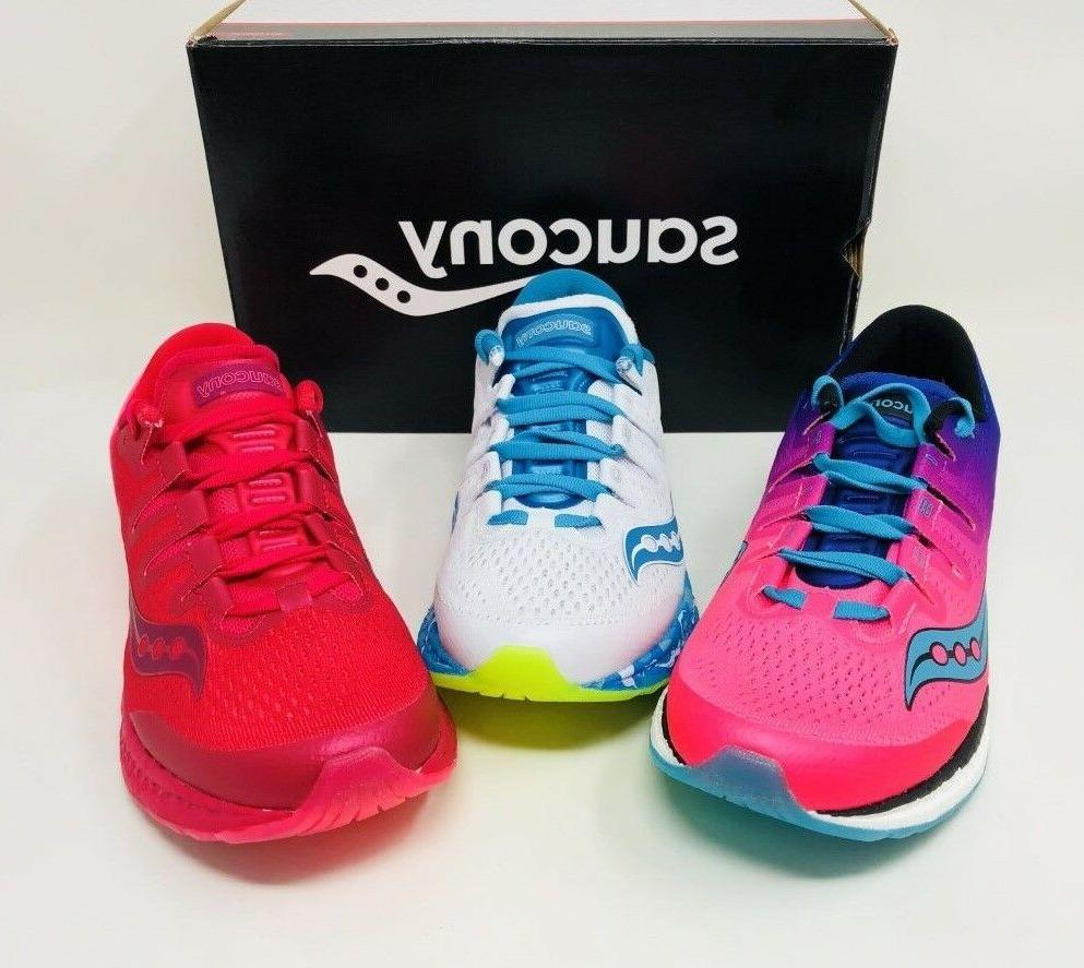 Saucony Womens Freedom ISO Running Sneaker Shoes Pick A Colo
