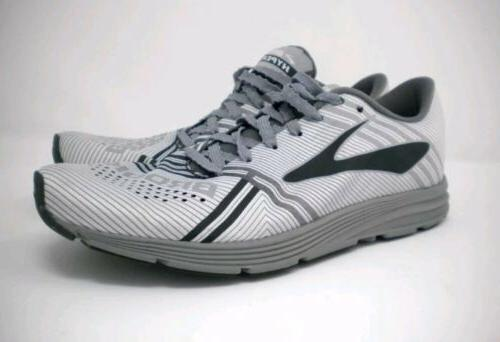 womens hyperion lightweight running shoes grey size