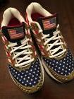 Womens K-Swiss Patriotic USA Running Shoes NEW SIZE 9