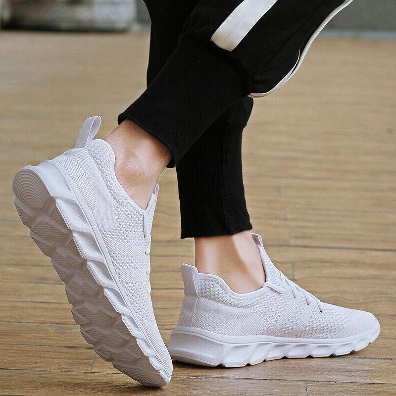 Men's Sneakers Fashion Casual Athletic Running Jogging Walking
