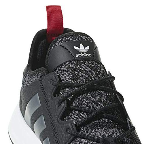adidas X_PLR, Black/Grey/Scarlet