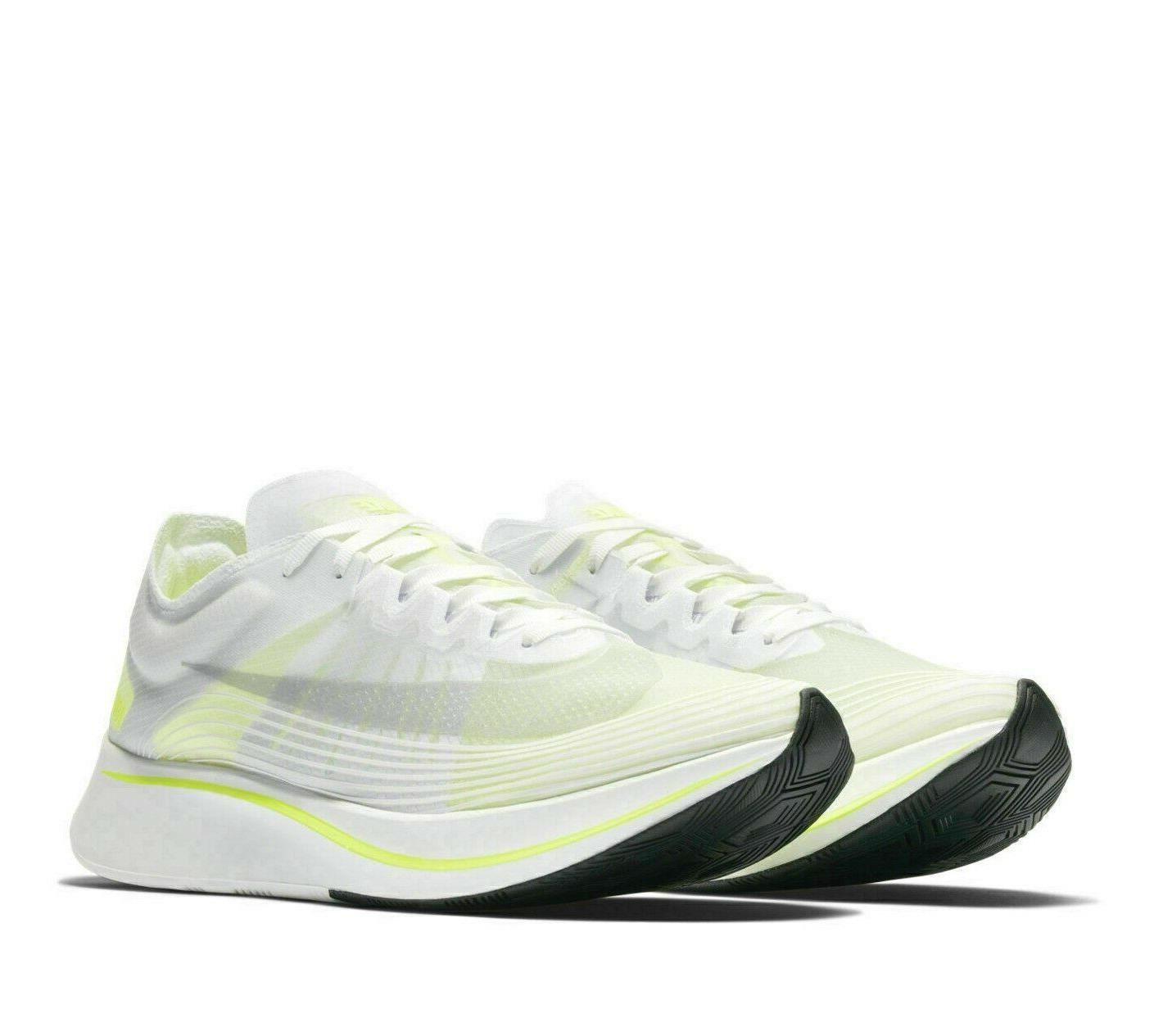 zoom fly sp mens running shoes white