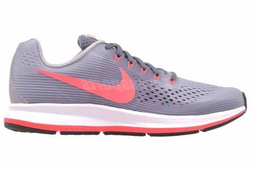 Nike Zoom Pegasus 34 GS Running Kids Womens Shoes Provence P