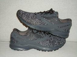 Brooks Launch 4  Black/Grey Running Shoes MEN -13 D
