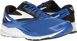 Men's Brooks Launch 4 Running Sneaker Shoe Blue/Black Size 1