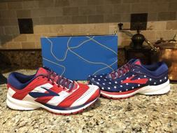 Brooks Launch 5 Victory Stars Stripes 4th USA Women's Runn