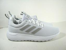 Adidas Lite Racer Boy's Running Shoes Size 4 White New