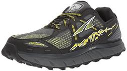 Altra Men's Lone Peak 3.5 Trail Running Shoe, Yellow, 8.5 D