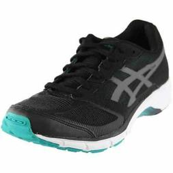 ASICS Lyteracer TS 6  Casual Running Neutral Shoes - Black -