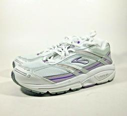 M4973 New Women's Brooks Addiction 7 SIlver Running Shoes US
