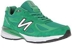 New Balance Men's M990NG4, Green, 8.5 D US