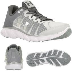 UNDER ARMOUR Macro G Assert 6 Women Running Shoes White/Meta