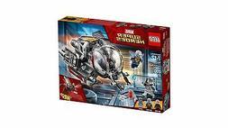 LEGO Marvel Ant-Man Quantum Realm Explorers 76109 Building S