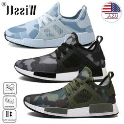 Men Athletic Casual Sneakers Outdoor Running Breathable Spor