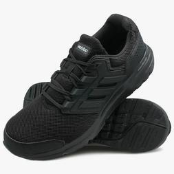 Men Adidas Galaxy 4 Running Shoes Black Sneakers Adidas CP88