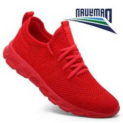 Men Light Running Shoes Jogging for Man Sneakers Anti-Odor C