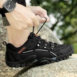 Men Outdoor Hiking Shoes Athletic Running Sports Trail Climb