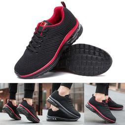 Men Outdoor Sports Trail Running Shoes Air Cushion Tennis Gy