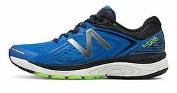 New Balance Male Men's 860V8 Mens Running Shoes Blue With Gr
