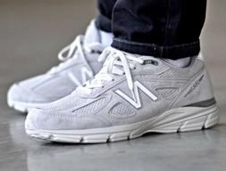 New Balance Men's 990 Running Shoes Arctic Fox - M990AF4 Siz