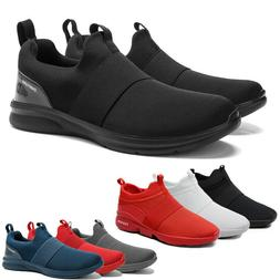 Men's Casual Shoes Outdoor Slip on Athletic Running Tennis S