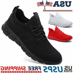 Men's Casual Sneakers Outdoor Running Tennis Sports Fashion