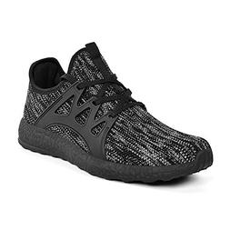 ZOCAVIA Men's Casual Sneakers Ultra Lightweight Breathable M