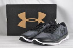Men's Under Armour Charged Lightning Running Shoes Black
