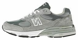 New Balance Men's Classic 993 Running Shoes Grey MR993GL D