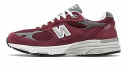 New Balance Men's Classic 993 Running Shoes Red