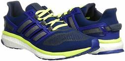 Adidas Men's Energy Boost 3 Running Shoes Sneakers Blue/Yell