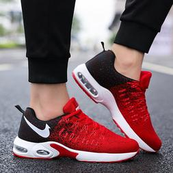Men's Fashion Running Breathable Shoes Sports Casual Walking