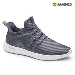Onemix Men's Fashion Running Shoes Waterproof Outdoor Sport