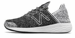 New Balance Men's Fresh Foam Cruz SockFit Shoes Black with W
