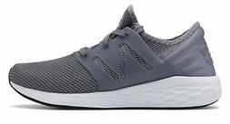 New Balance Men's Fresh Foam Cruz v2 Sport Shoes Grey with W